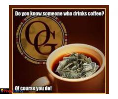 Coffee Cups of Cash