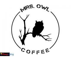 Mrs. Owl Coffee Kapeng Barako