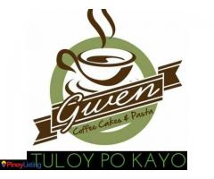 GWEN Coffee,Cakes & Pasta
