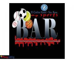 MY Sports BAR
