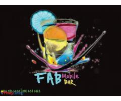 FAB Mobile Bar