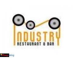 Industry Restaurant & Bar, Paseo de Sta. Rosa