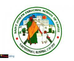 Saint Joseph Parochial School of Cavite - SJPSC