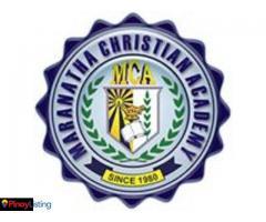 Maranatha Christian Academy- Cavite City