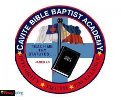 Cavite Bible Baptist Academy - Bacoor