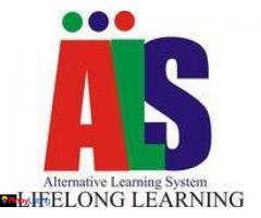 A.L.S - A&E Program Mabolo Elementary School Mabolo 1,Bacoor City,Cavite