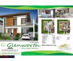 GLENWORTH AT CRESCENT VILLE SUBDIVISION