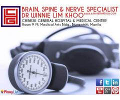 Winnie Lim Khoo MD Neurology Clinic @ Chinese General Hospital and Medical Center