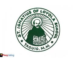 St. Ignatius of Loyola High School (Taguig, Philippines)