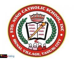 Sto. Niño Catholic School