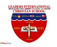 Leaders International Christian School