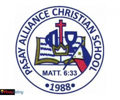 Pasay Alliance Christian School-Official