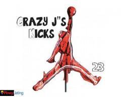 Crazy J's Kicks