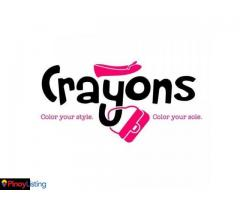 Crayons Shoes & Bags