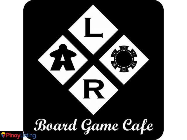 Laro Board Game Cafe