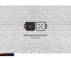 Neighborhood Game Cafe