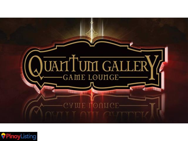Quantum Gallery Gaming Lounge