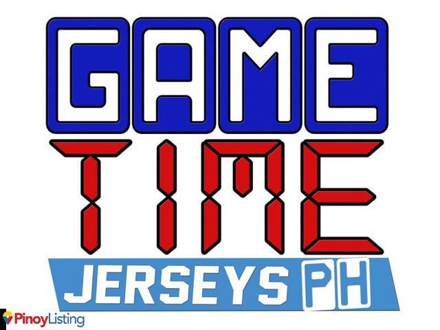 Game Time Jerseys PH