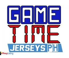Game Time Jerseys PH