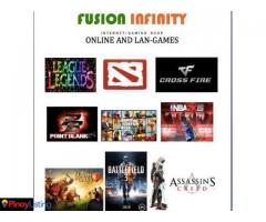 Fusion Infinity Internet & Gaming Shop