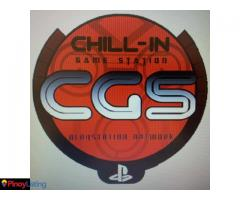 Chill-In Game Station