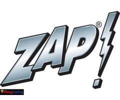 Zap Cellphone and Gaming Consoles