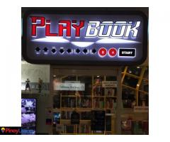 PlayBook Video Game Lounge and Bookshop