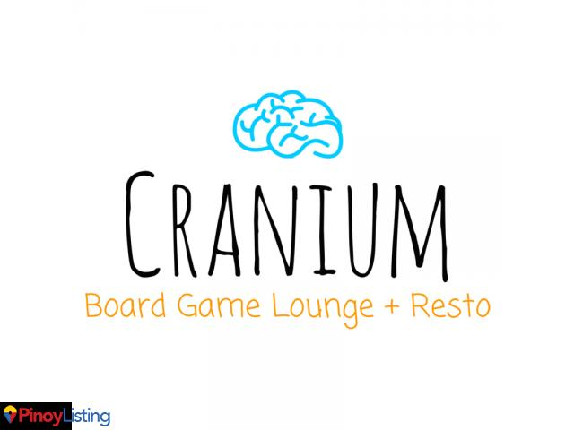 Cranium Board Game Lounge + Resto