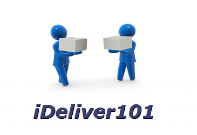 Ideliver101