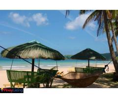 Nacpan Beach, El Nido, Palawan El Nido