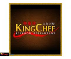 King Chef Seafood Restaurant Lucky Chinatown Mall