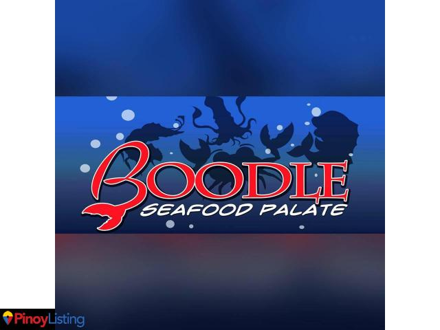 Boodle Seafood Palate