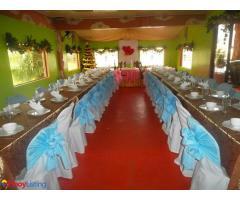 Seashore restaurant
