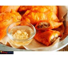 Manang Biday Ilocos Empanada