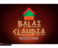 Balai Claudia Restaurant / Bar & Event Place