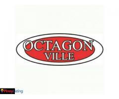 Octagon Ville Restaurant, Bar and Event Center