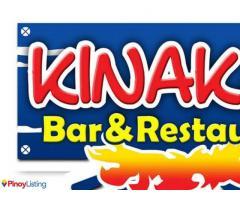 Kinakap Bar & Restaurant
