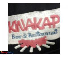 Kinakap Bar and Restaurant