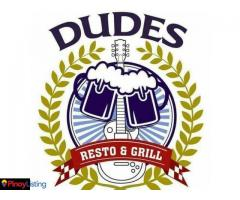 Dudes Resto and Grill