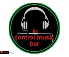 IN CONTROL MUSIC BAR