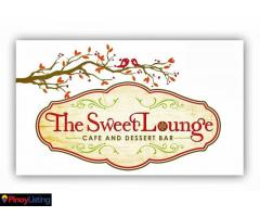 The Sweet Lounge Cafe and Dessert Bar
