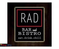 RAD Bar and Bistro