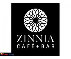 Zinnia Café+Bar