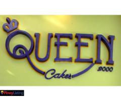 Queen Cakes