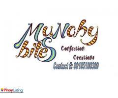 MuNchy Bites - Confection Creations