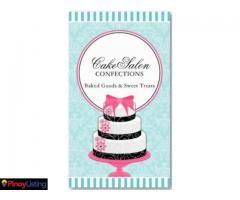 CakeSalon Confections