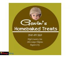 Gavin's Home Baked Treats