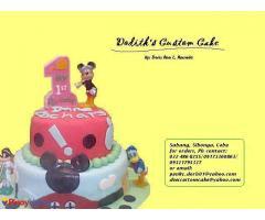 Dodith's Custom Cakes