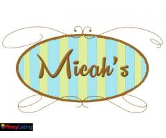 Micah's Cakes & Pastries
