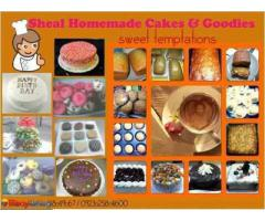Sheal Homemade Cakes & Goodies